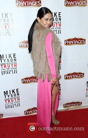 Carla Ortiz - The Los Angeles opening night of 'Mike Tyson - Undisputed Truth' at the Pantages Theatre - Los...