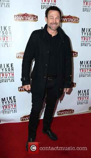 Grant Bowler - The Los Angeles opening night of 'Mike Tyson - Undisputed Truth' at the Pantages Theatre - Los...