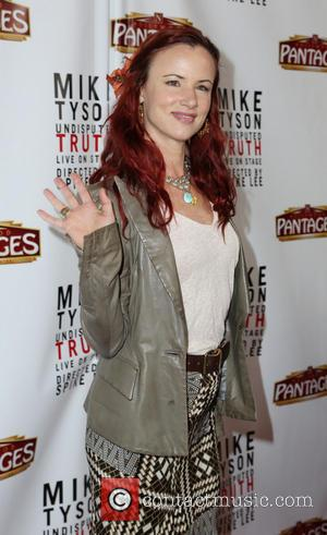 Juliette Lewis - The Los Angeles opening night of 'Mike Tyson - Undisputed Truth' at the Pantages Theatre - Los...