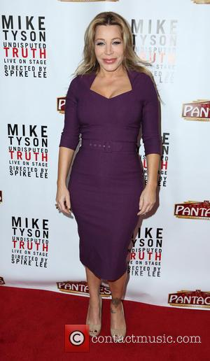 Taylor Dayne - The Los Angeles opening night of 'Mike Tyson - Undisputed Truth' at the Pantages Theatre - Los...