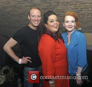 Anthony Cotton, Jennie Mcalpine and Lisa Riley