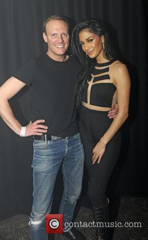 Nicole Scherzinger and Anthony Cotton