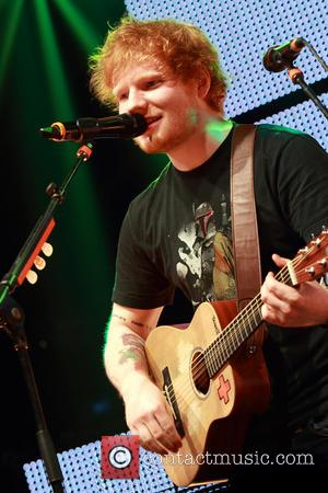 Ed Sheeran Denies Lying To Noel Gallagher About Teenage Cancer Trust