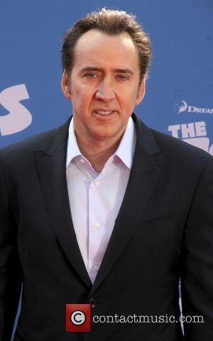 Nicolas Cage: 'I Was Almost Shrek'