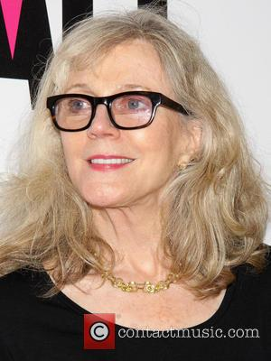 Blythe Danner - The premiere of 'Hit The Wall'