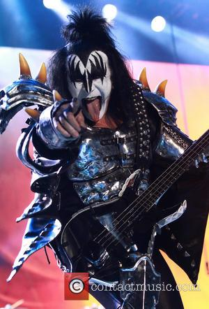 KISS - KISS perform live at the Allphones Arena - Sydney, Australia - Sunday 10th March 2013