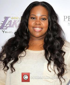 Amber Riley - Lakers casino night fundraiser benefiting the Lakers Youth Foundation at Club Nokia - Arrivals - Los Angeles,...