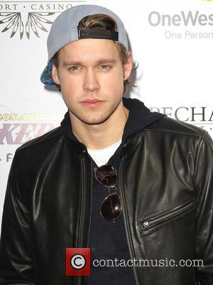 Glee Star Chord Overstreet Leaves Hospital