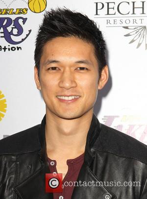 Harry Shum Jr. - Lakers casino night fundraiser benefiting the Lakers Youth Foundation at Club Nokia - Arrivals - Los...