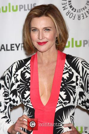 Brenda Strong - 30th Anniversary PaleyFest - 'Dallas' - held at the Saban Theatre in Beverly Hills - Arrivals -...