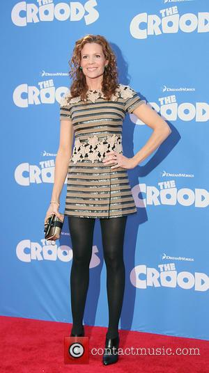 Robyn Lively Johnson - New York premiere of 'The Croods' at AMC Loews Lincoln Square 13 theater - Arrivals -...
