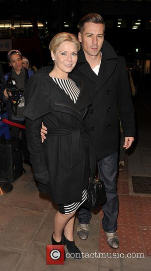 Suzanne Shaw Reduces Workload Following Father's Death