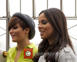 Frankie Sandford, Rochelle Humes and Rochelle Wiseman