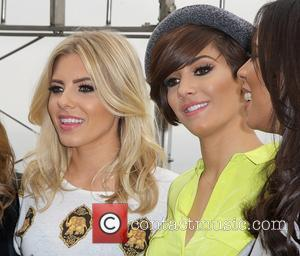 Mollie King, Frankie Sandford, Rochelle Humes and Rochelle Wiseman