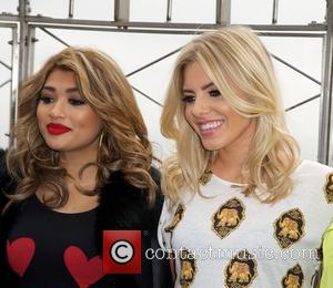 Vanessa White and Mollie King