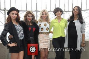 Una Healy, Vanessa White, Mollie King, Frankie Sandford, Rochelle Humes and Rochelle Wiseman