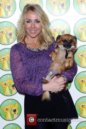 Laura Hamilton - The Burgess Wetnose Awards 2013 held at Jumeriah Carlton Tower hotel - Arrivals - London, United Kingdom...
