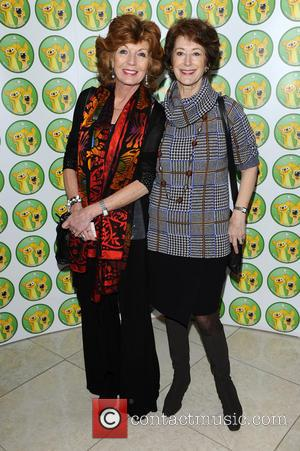 Rula Lenska and Maureen Lipman