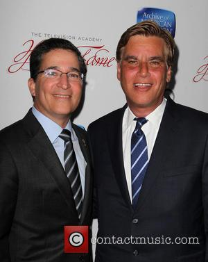 Bruce Rosenblum and Aaron Sorkin