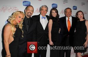Coco Austin, Ice-t, Sam Waterston, Dick Wolf and Guests