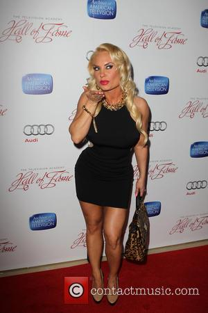 Coco Austin - The Academy of Television Arts & Sciences' 22nd Annual Hall of Fame Induction Gala at The Beverly...