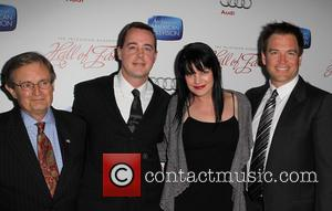 David Mccallum, Sean Murray, Pauley Perrette and Michael Weatherly