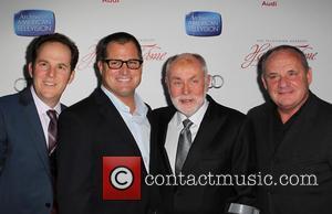 George Eads, David Berman, Robert David Hall and Paul Guilfoyle