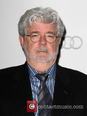 George Lucas - The Academy of Television Arts & Sciences' 22nd Annual Hall of Fame Induction Gala at The Beverly...