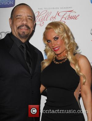 Ice-T and Coco Austin - The Academy of Television Arts & Sciences' 22nd Annual Hall of Fame Induction Gala at...