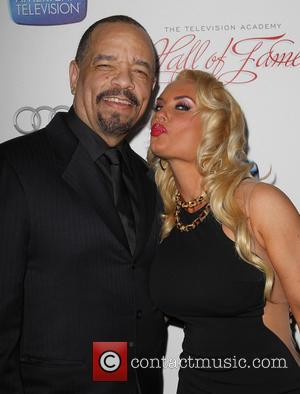 Ice-t and Coco Austin