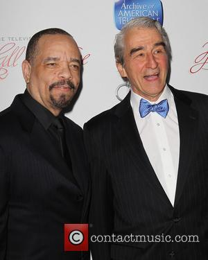 Ice-t and Sam Waterston