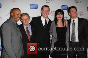 Rocky Carroll, David Mccallum, Sean Murray, Pauley Perrette and Michael Weatherly