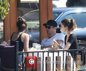 Alexander Skarsgard - 'True Blood' actor Alexander Skarsgard has lunch with friends in Los Feliz. The Swedish actor was recently...