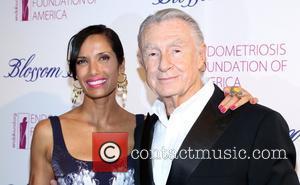Padma Lakshmi and Joel Schumacher