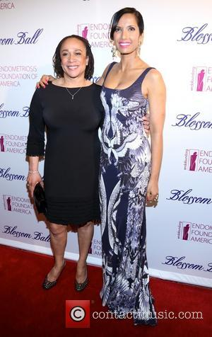 S Epatha Merkerson and Padma Lakshmi - The Endometriosis Foundation Of America Celebrates The 5th Annual Blossom Ball - Arrivals...