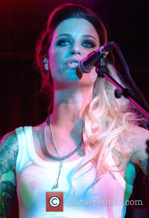 Gin Wigmore - Gin Wigmore performs live at the Borderline - London, United Kingdom - Monday 11th March 2013