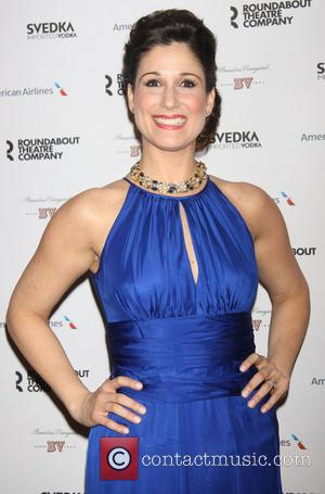 Stephanie J. Block - Roundabout Theatre Company's Spring Gala held at the Hammerstein Ballroom - New York City, NY, United...