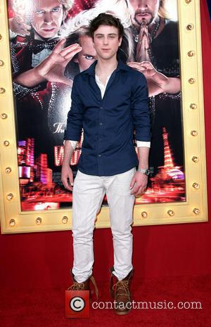 Sterling Beaumon - Los Angeles Premiere of 'The Incredible Burt Wonderstone' held at TCL Chinese Theatre - Los Angeles, California,...