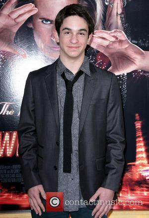 Zachary Gordon - Los Angeles Premiere of 'The Incredible Burt Wonderstone' held at TCL Chinese Theatre - Los Angeles, California,...