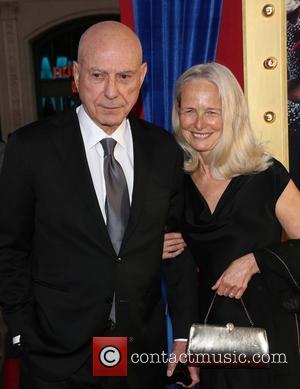 Alan Arkin and Suzanne Newlander Arkin