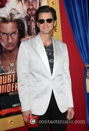 Jim Carrey - Los Angeles Premiere of 'The Incredible Burt Wonderstone' held at TCL Chinese Theatre - Hollywood, California, United...