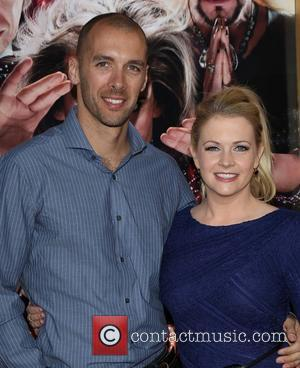 Melissa Joan Hart and Mark Wilkerson