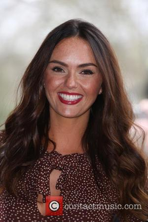 Jennifer Metcalfe - The Tric Awards 2014 held at the Grosvenor House Hotel - Arrivals - London, United Kingdom -...