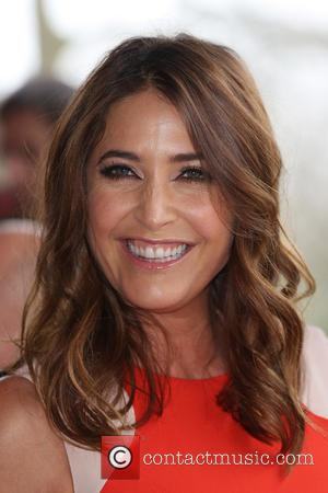 Lisa Snowdon - The Tric Awards 2014 held at the Grosvenor House Hotel - Arrivals - London, United Kingdom -...