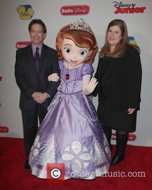 Gary Marsh, Princess Sofia and Rita Ferro