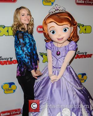 Bridgit Mendler - ABC/Disney Upfronts held at The Hudson Theater at  Millennium Brodway Hotel - New York City, United...