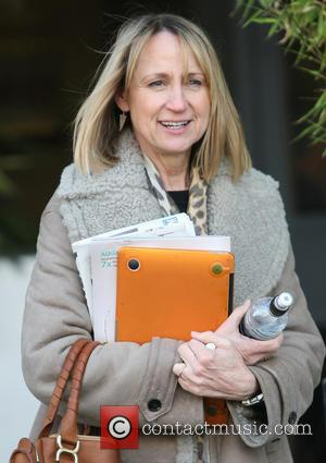 Carol McGiffin - Celebrities at the ITV studios - London, United Kingdom - Tuesday 12th March 2013
