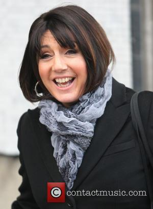 Jane McDonald - Celebrities at the ITV studios - London, United Kingdom - Tuesday 12th March 2013
