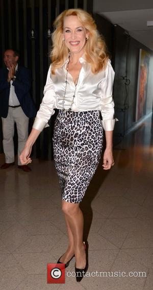 Jerry Hall - Jerry Hall at the media call for 'The Graduate' at Crown Metropol - Melbourne, Australia - Tuesday...