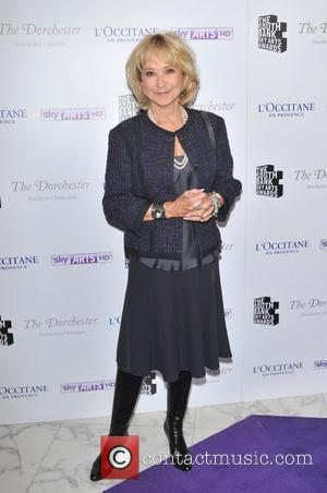 Felicity Kendal - South Bank Sky Arts Awards held at the Dorchester - Arrivals - London, United Kingdom - Tuesday...